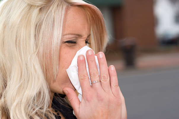 Cold relief Allergies Chamberlain Chiropractic Best chiropractor West Chester PA