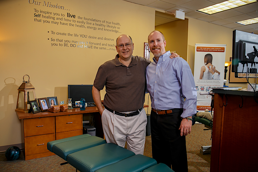 Chamberlain Chiropractic Best chiropractor West Chester PA
