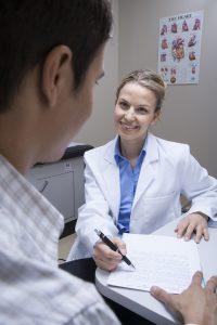 Patient Visit Chamberlain Chiropractic Best chiropractor wellness Center West Chester PA